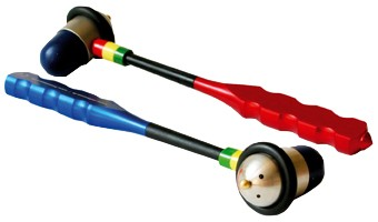 Child friendly percussion hammers
