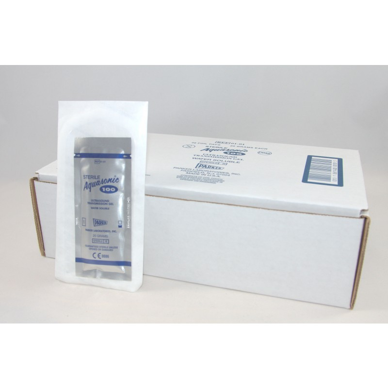 Parker Aquasonic®100 steril gel