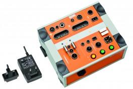 Test-enhed t/elektrode håndtag og kabler-20