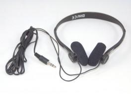 Hovedtelefon, 2 m ledning-20