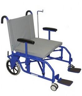 Folding Bariatric Portering Chair-20