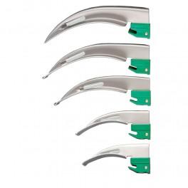 Metal blades, Size MAC 1, 2, 3, 3.5, 4-20